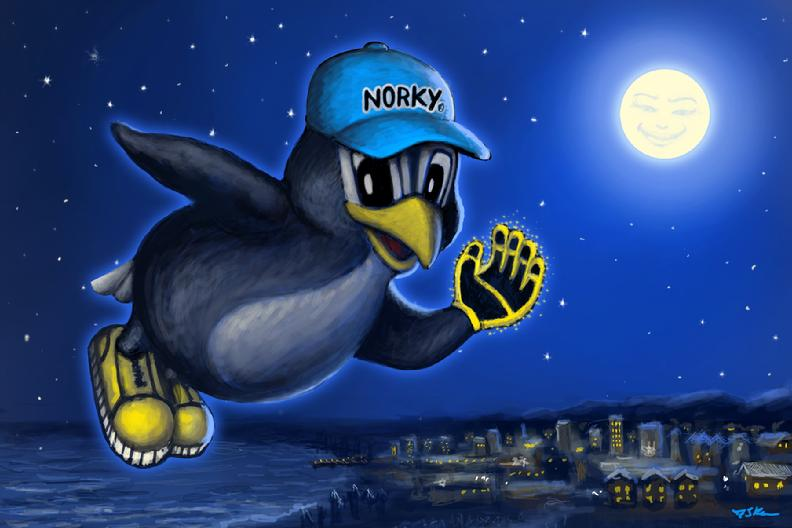 NORKY THE PENEAGLE DREAM FACTORY